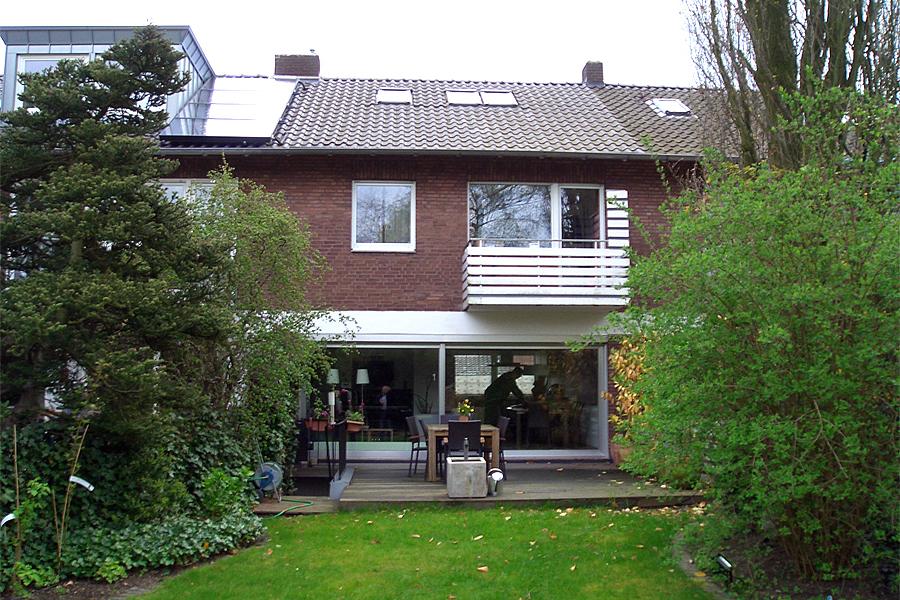 Realisierte Umbauten Sanierungen Einfamilienhauser